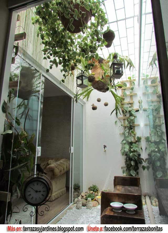 Jardin de invierno terrazas y jardines fotos de jardines for Disenos de jardin de invierno