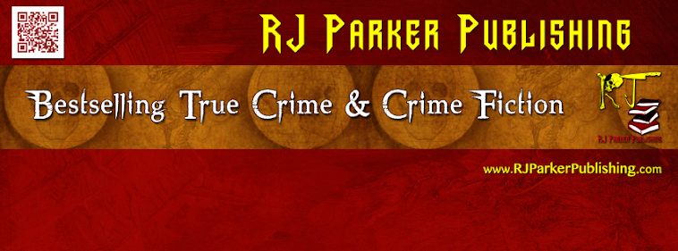 RJ Parker - True Crime Author