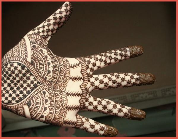 Mehndi Designs For Hands Easy For Girls : Simple arabic mehndi designs for hands guide