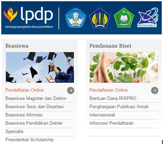 Beasiswa LPDP - Kemenkeu