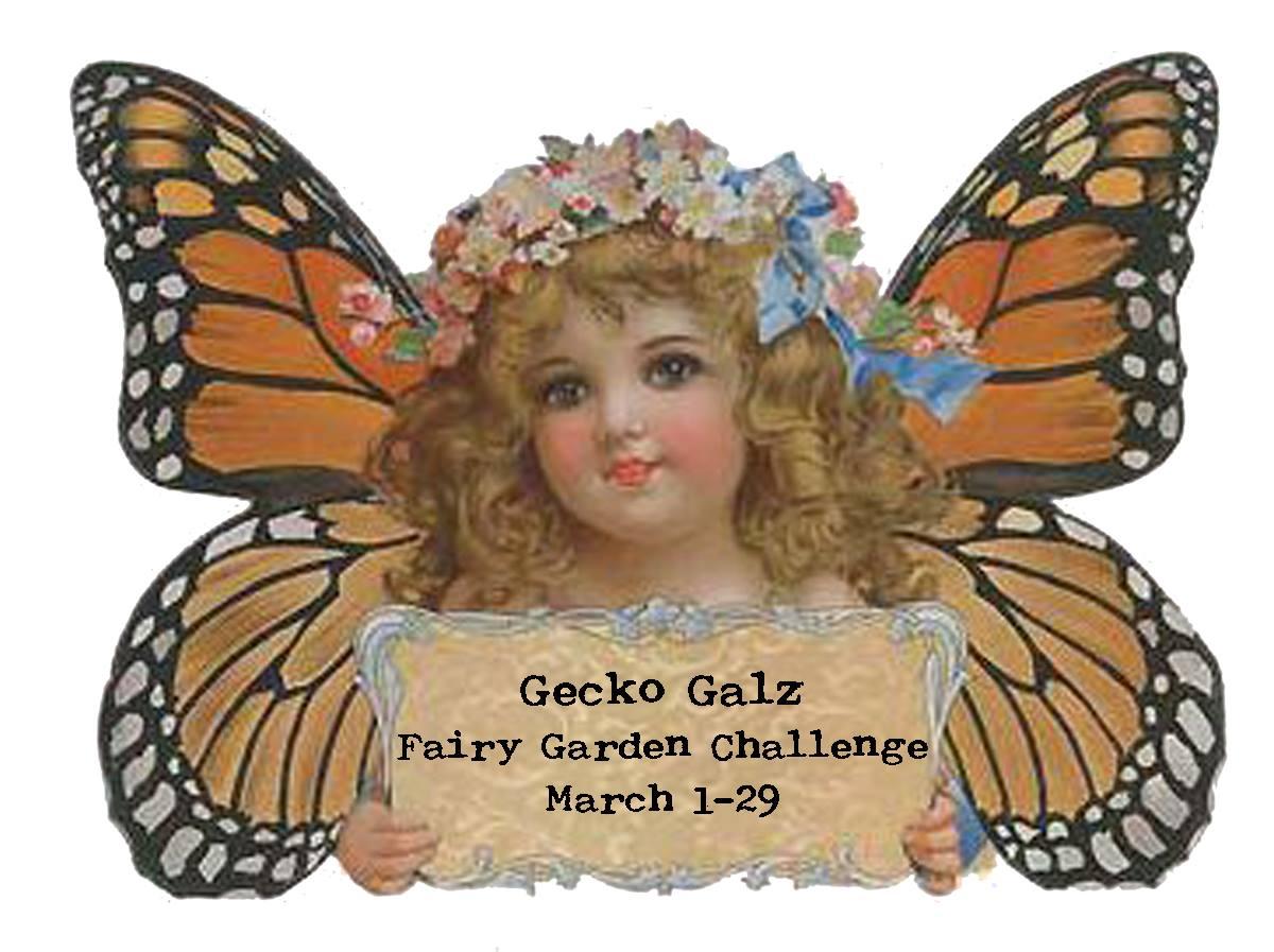 Gecko Galz March Customer Challenge