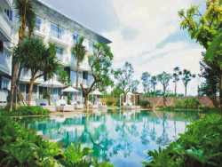Hotel Kolam Renang di Legian - Fontana Hotel Bali