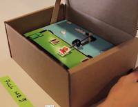 Videojuego en una caja: Super Mario Bros