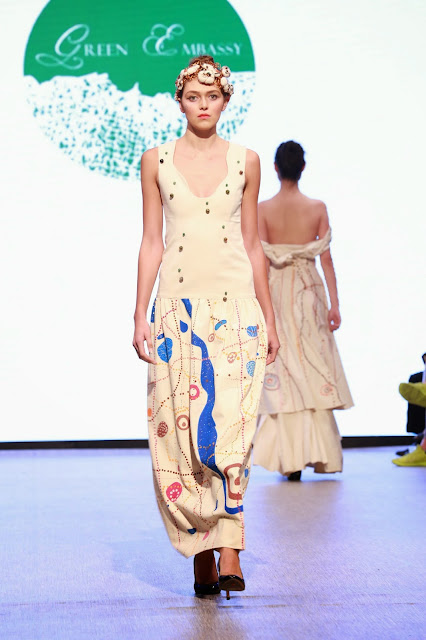 Vancouver Fashion Week ss2015 Green Embassy