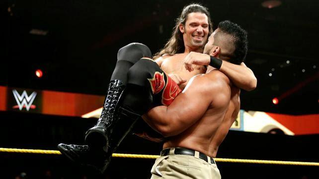 Camacho Wrestler