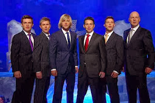 Celtic Thunder.