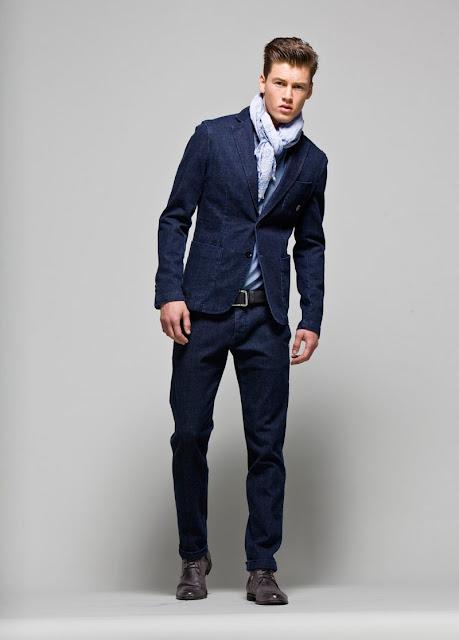de ropa italiana la ropa casual para hombre preotono 2013 de moschino