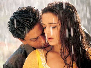 Shahrukh Khan Romantic