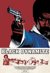 black dynamite film poster