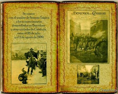 Semana trágica. Bellumartis Historia Militar