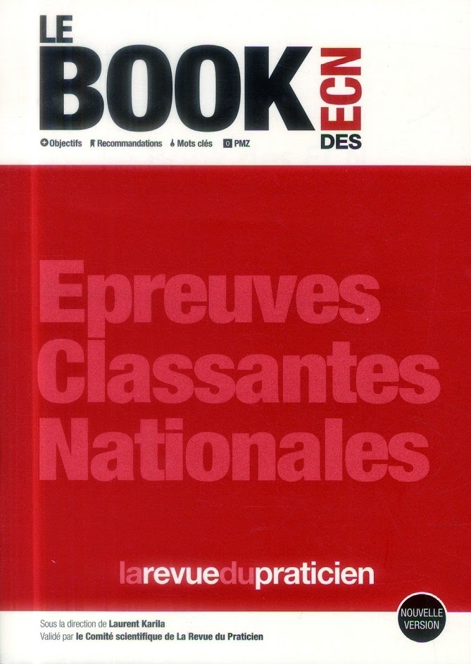 Le Book des ECN - La Revue du Praticien 2013