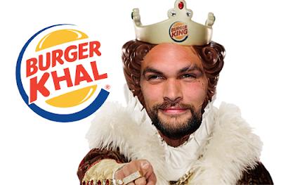 Burger Khal - Juego de Tronos en los siete reinos