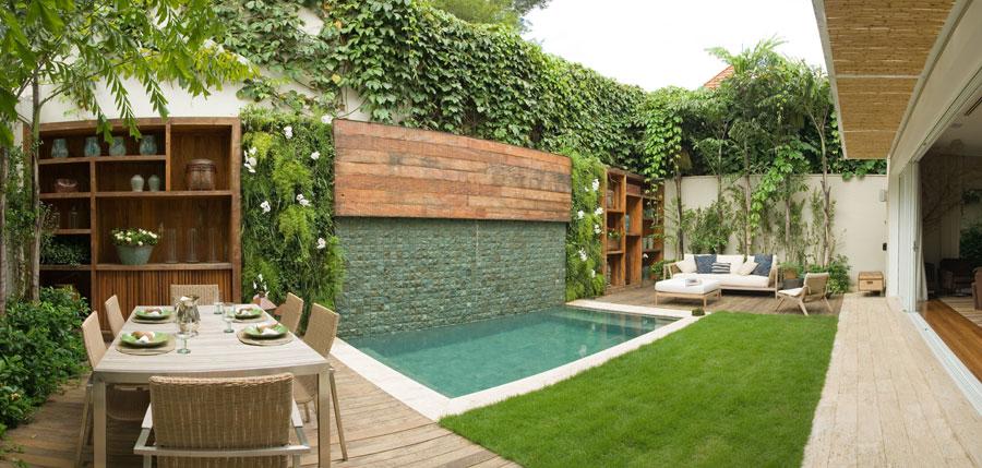 Decoracion Zen Barata ~ Arquitetura idEA UM QUINTAL MAIS QUE CHARMOSO!