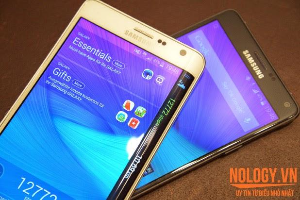 Điện thoại Samsung galaxy note egde docomo