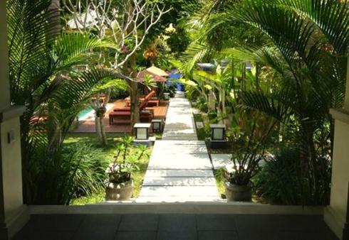 Villa Sabandari Ubud Bali Garden