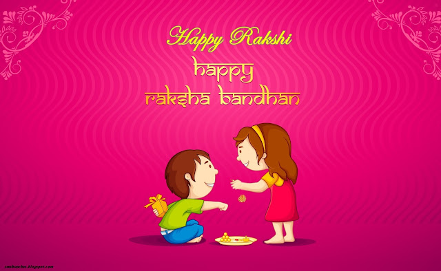 Happy Rakhi 2015 Brother & Sister