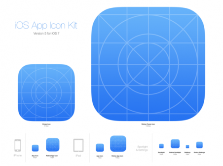 free template website download download free ios 7 app icon kit