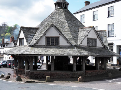 Yarn Market Dunster Somerset