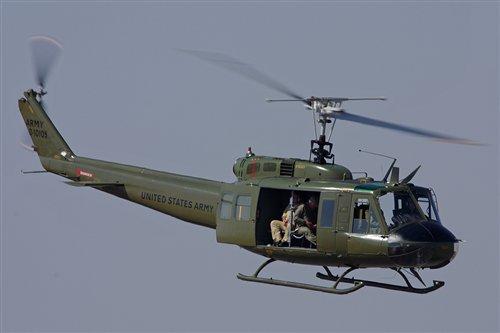 Hi Tech Automotive Bell Uh 1 Huey Helicopte
