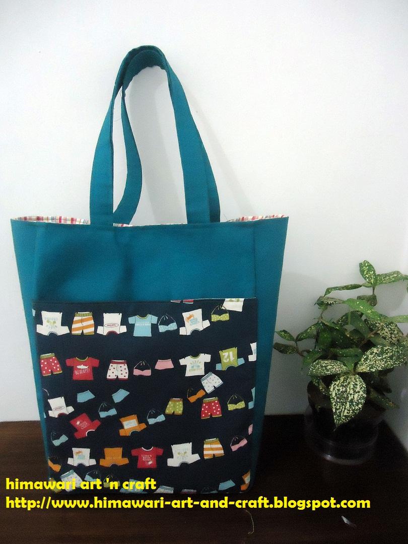 Himawari art 39 n craft tote bag for Arts and crafts tote bags