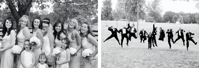 Em Busy Living's Wedding Memories | Photos by S.Carter Studios