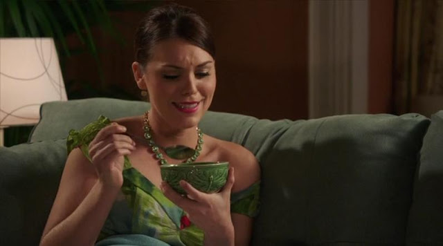annabeth hart od dixie green dress