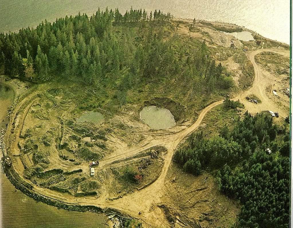 Oak Island Tesouro
