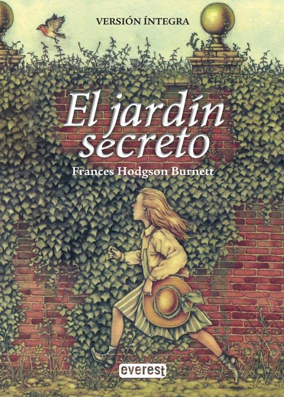 Colecci n frances hodgson burnett sus obras m s conocidas for Cafe el jardin secreto