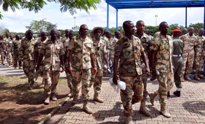 Appeal Court Stops Execution Of Convicted Soldiers
