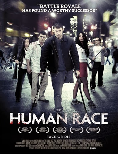 Ver The Human Race (2013) Online