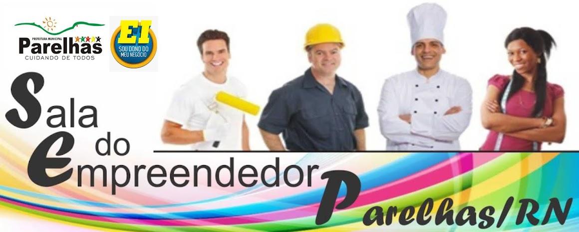 <center>Sala do Empreendedor Parelhas/RN</center>