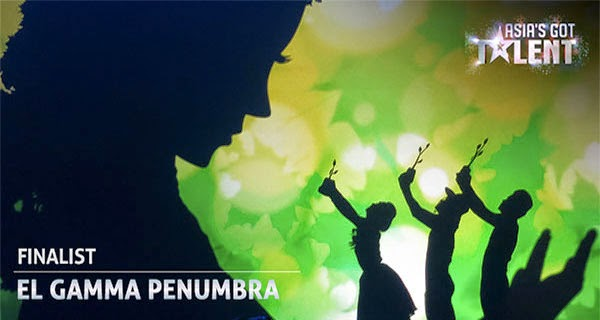 Watch El Gamma Penumbra Grand Final Performance Brought Emotions on Stage of Asia's Got Talent