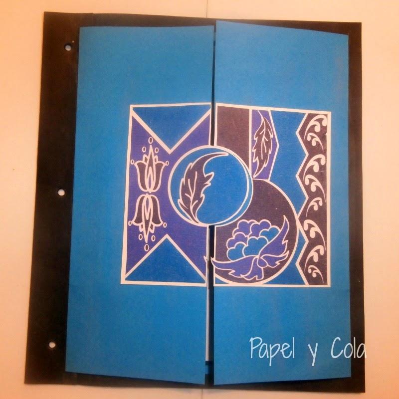 Papel y Cola - Diario de Navidad 2014