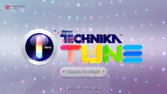 dj max technika tune gameplay