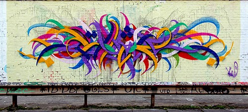 What do you think of me liking to graffiti?
