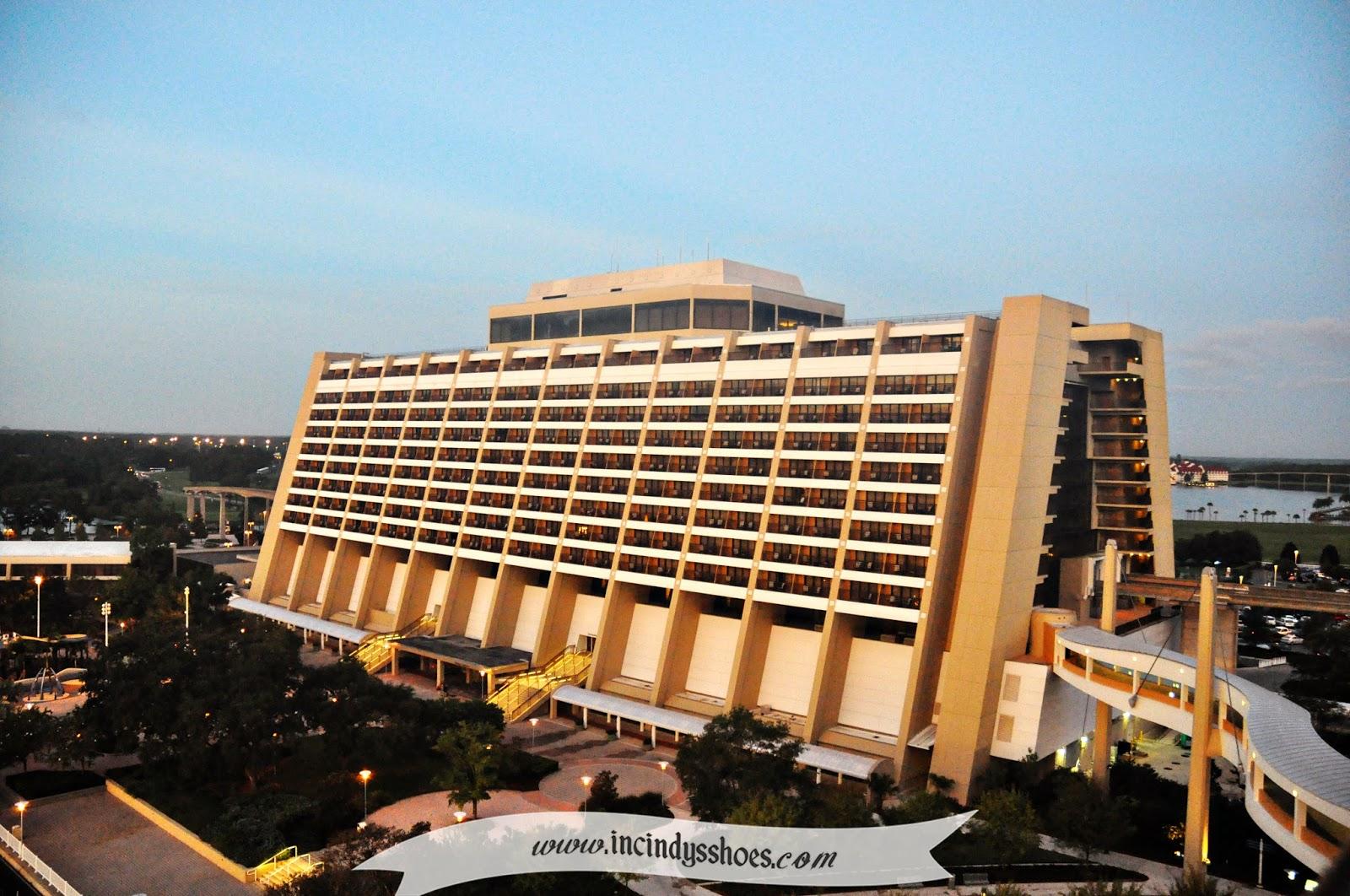My disney favorites disney 39 s contemporary resort at walt for Contemporary hotel
