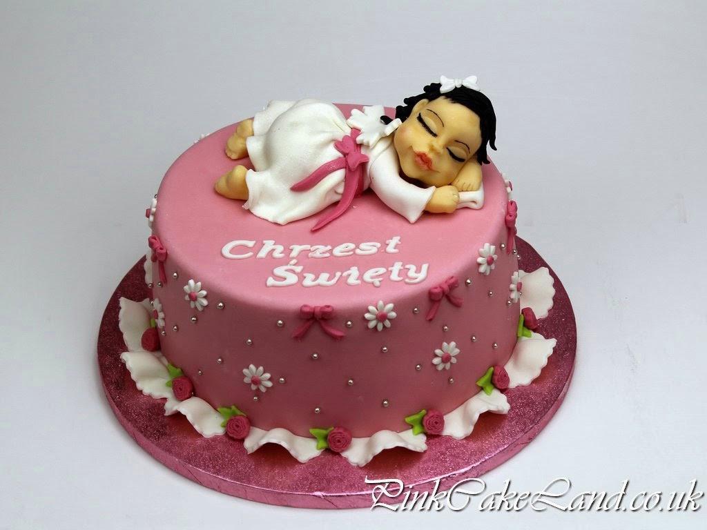 Christening Cakes Islington