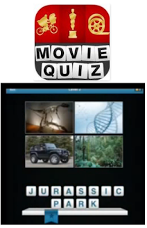 Solution movie Quiz niveau 2