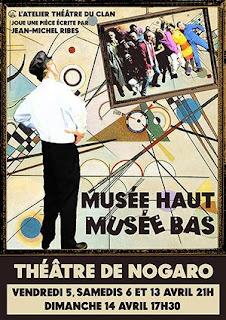 Au théâtre de Nogaro
