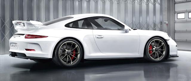 Automóvil Porsche 911 GT3 2013-4