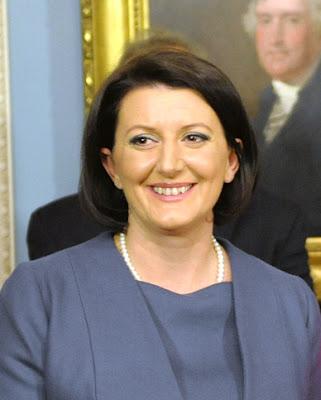 Atifete Jahjaga, Presiden Perempuan Termuda