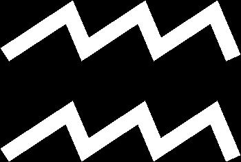 simbolo acuario