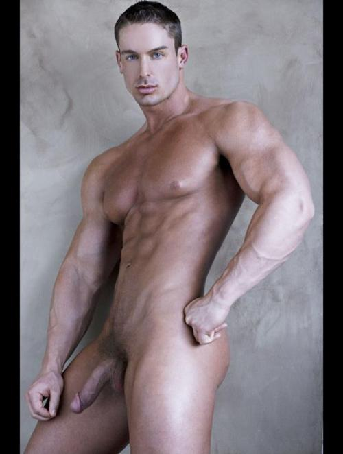sexy muscle bodies trevor adams hung nude stud