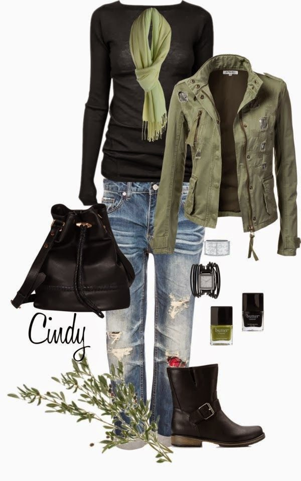 Danicau0026#39;s Thoughts ) Polyvore - Outfits #2