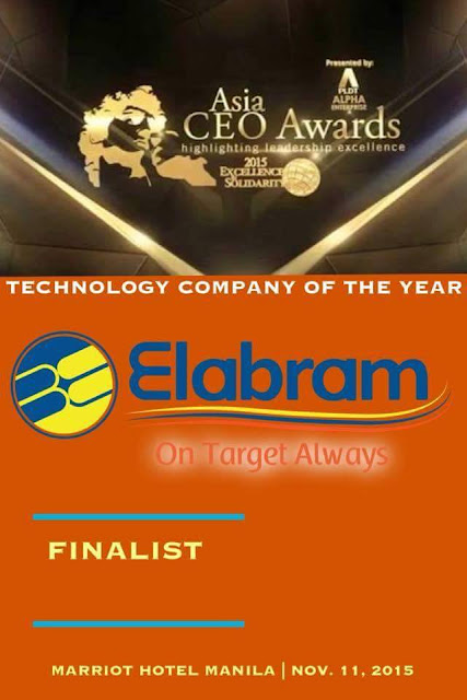 PRESS RELEASE: Elabram Systems Group: a Technology Company of the Year Finalist at Asia CEO Awards