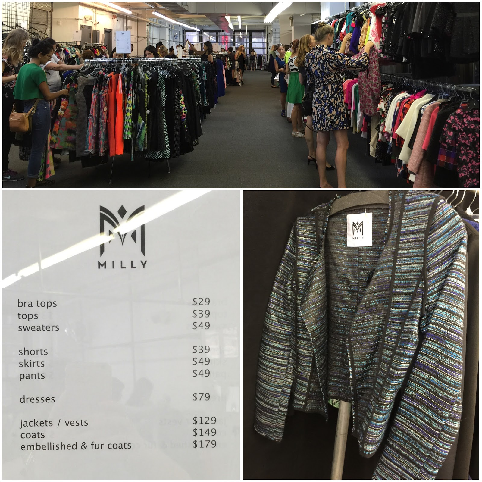 Great Discounts At Milly Sample Sale, Really! | Practically Haute