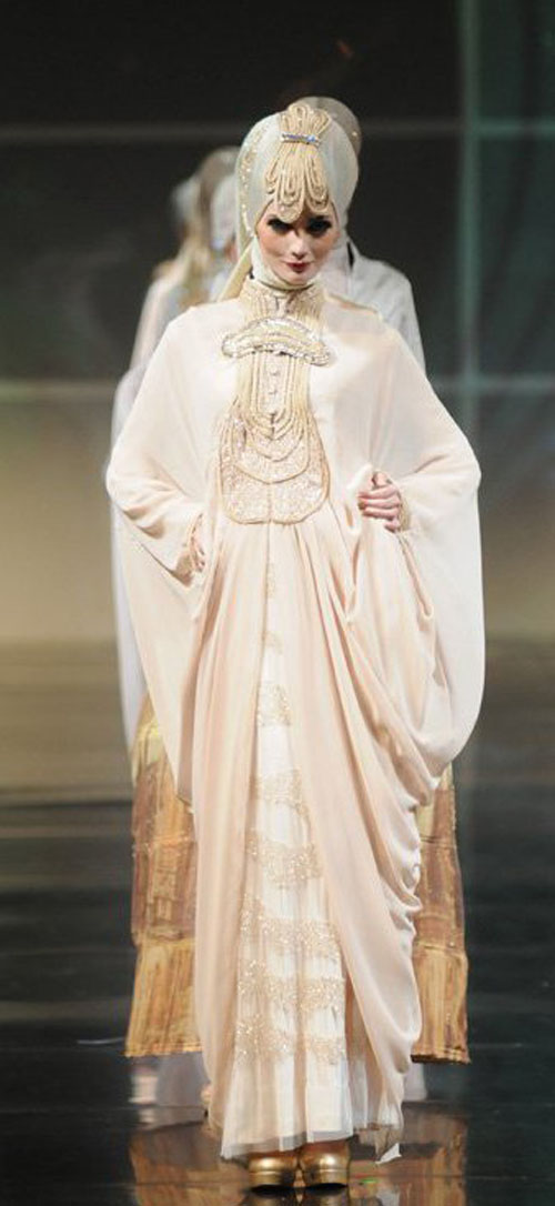 Muslim fashion 2012 | Fashion Wallpaers 2013: MUSLIM BRIDAL DRESS