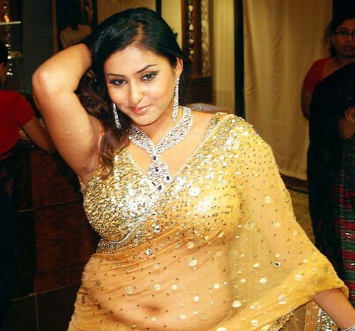 Fascinating actress Namitha s