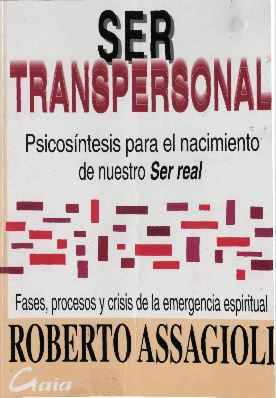 transpersonal developmental the dimension beyond psychosynthesis