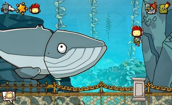 Scribblenauts Unmasked A DC Comics Adventure PC Screenshot 03